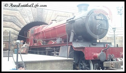 Harry Potter Train, Hogwart's Express