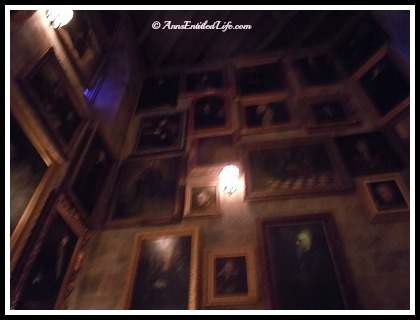 Harry Potter Secret Portrait Hall