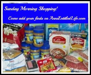 Sunday Morning Shopping