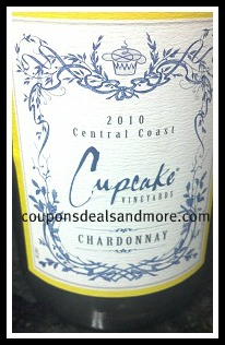 Cupcake Chardonnay Review