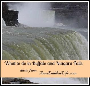 What To Do In Buffalo and Niagara Falls
