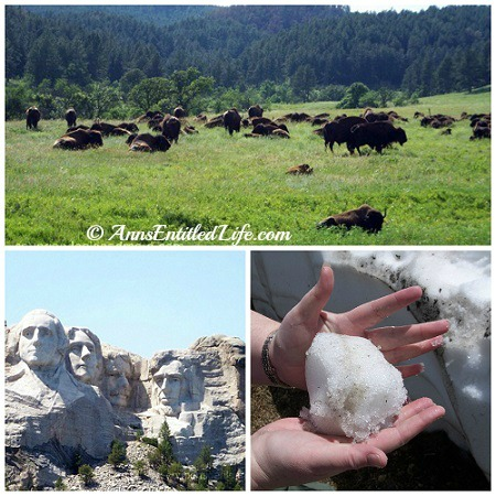 Top 3 Most Beautiful States; South Dakota