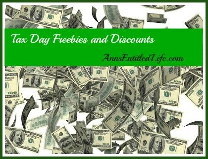 2013 Tax Day Freebies