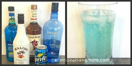 Blue Dolphin Drink Recipe