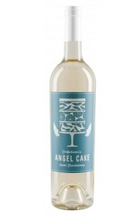 Confectioner's Angel Cake Chardonnay Review
