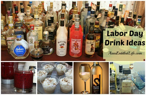 Labor Day Drink Ideas