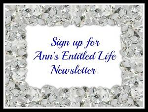 Ann's Entitled Life
