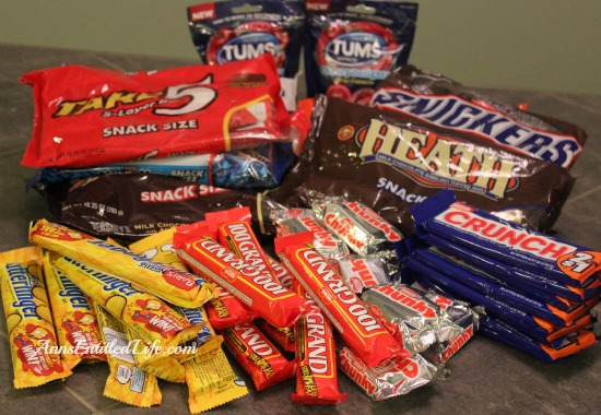 What Are You Handing Out To Trick or Treaters Tonight?