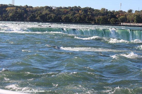 Niagara Falls - Autumn 2013