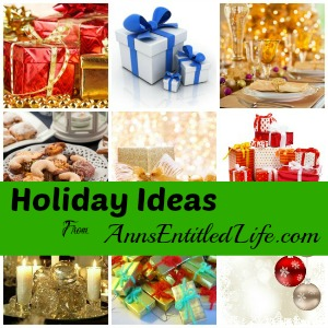 Holiday Ideas!