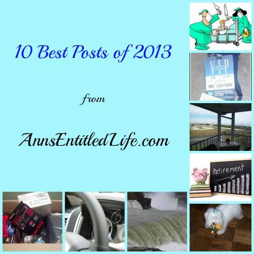 10 Best Posts of 2013