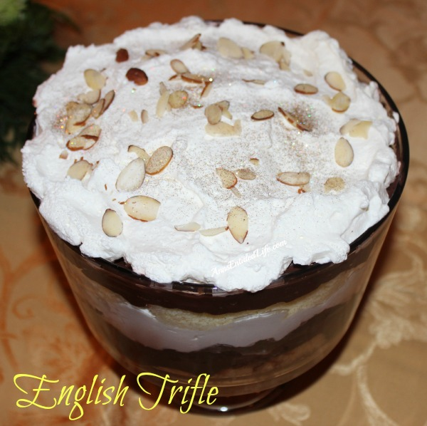 english trifle by ann my aunt gave me an english trifle recipe 30 ...
