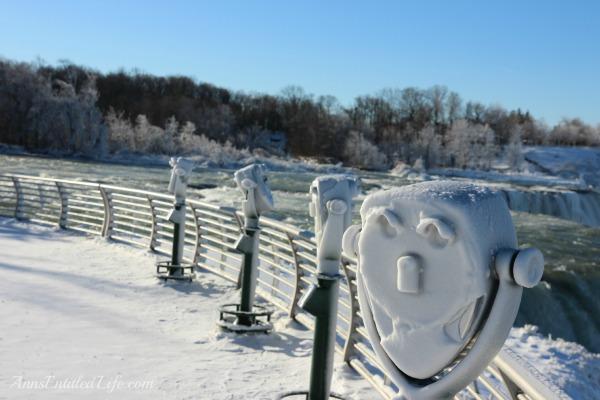 Niagara Falls Winter 2014