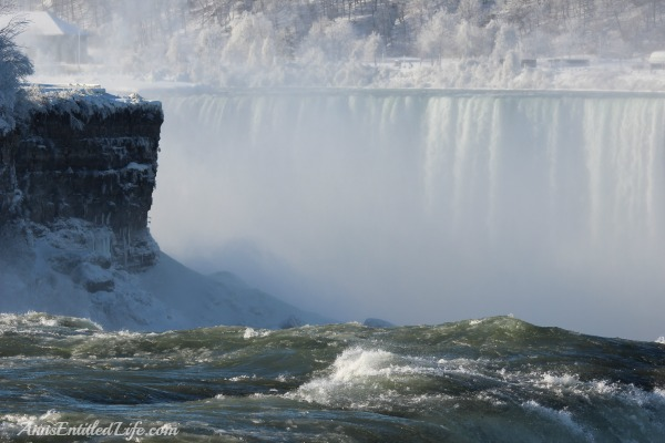 Niagara Falls Winter 2014