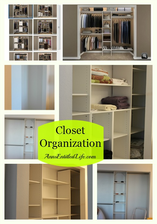 Closet and Pantry Organization Tips