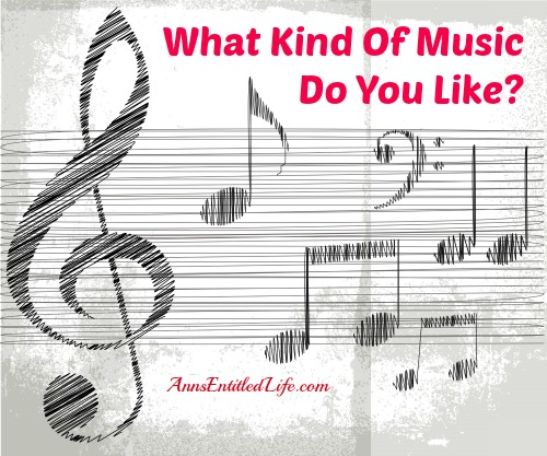 What Kind Of Music Do You Like?