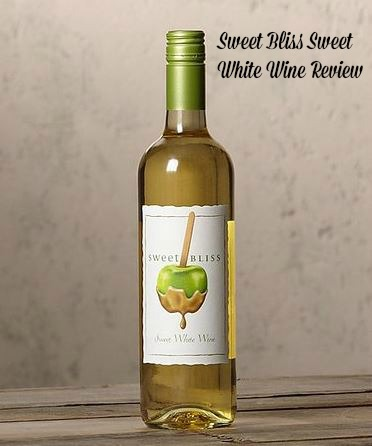 Sweet Bliss Sweet White Wine Review