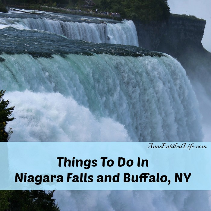 how to go from new york to niagara falls