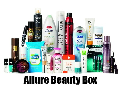 Allure Beauty Box Spring 2014