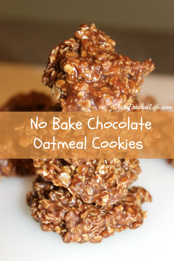 no bake chocolate oatmeal cookies by ann serve up a batch of no bake ...
