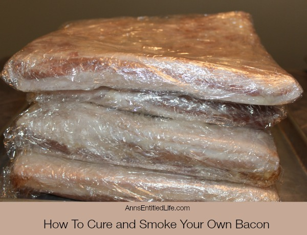How To Cure and Smoke Your Own Bacon
