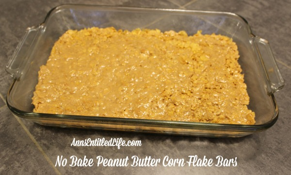 no bake chocolate peanut butter corn flake bars butterlust butter bars ...