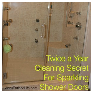 http://www.annsentitledlife.com/library-reading/twice-a-year-cleaning-secret-for-sparkling-shower-doors/