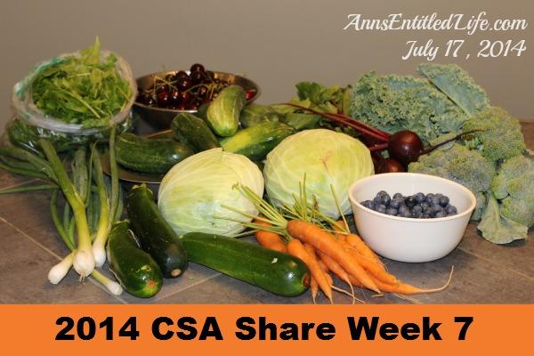 2014 CSA Share Week 5