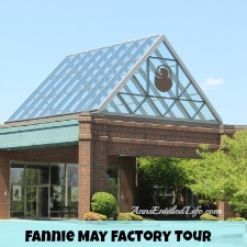 Fannie May Chocolate Factory Tour