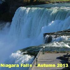 Niagara Falls – Autumn 2013