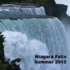 Niagara Falls – Summer 2013