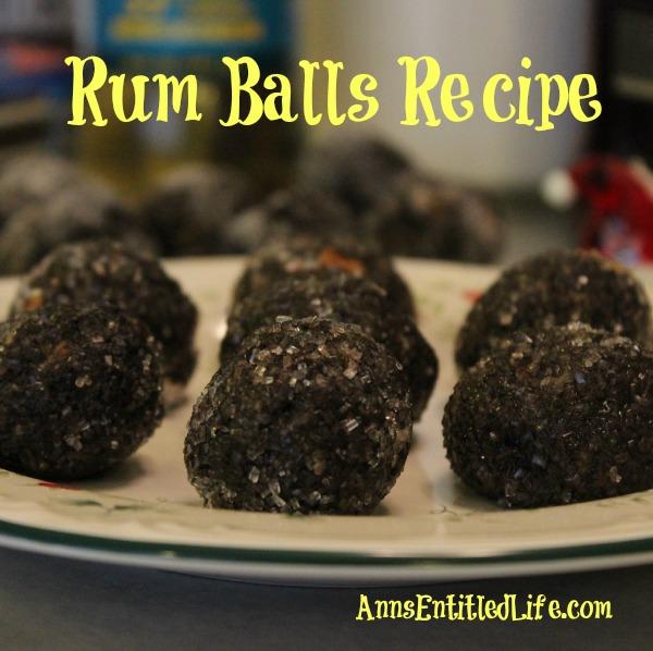 Rum balls recipeg forumfinder Image collections