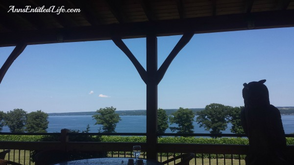 Wine Tasting On Cayuga Lake