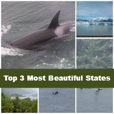 Top 3 Most Beautiful States