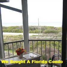 We Bought A Florida Condo