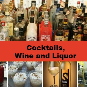 Cocktails, Liquor and Wine Reviews