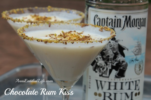 Chocolate Rum Kiss