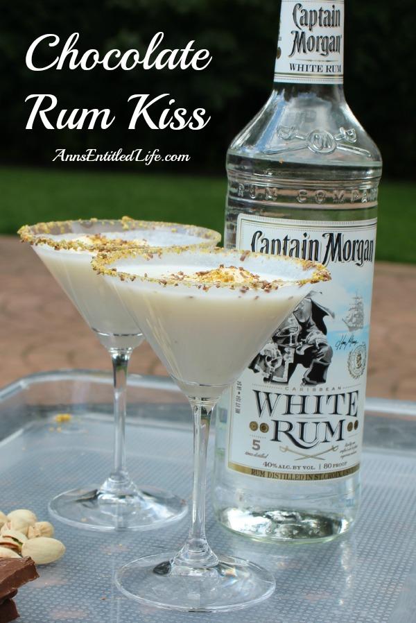 Chocolate Rum Kiss