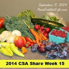 2014 CSA Share Week 15