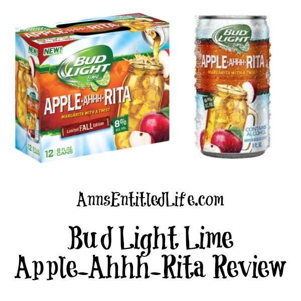 Bud Light Lime Apple-Ahhh-Rita Review
