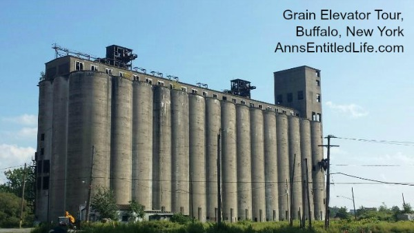 Grain Elevator Tour, Buffalo, New York