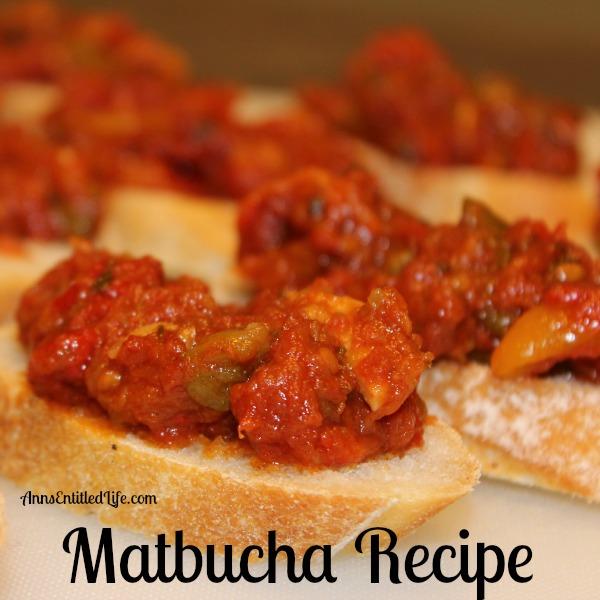 matbucha recipe by ann matbucha is a beautiful middle eastern ...