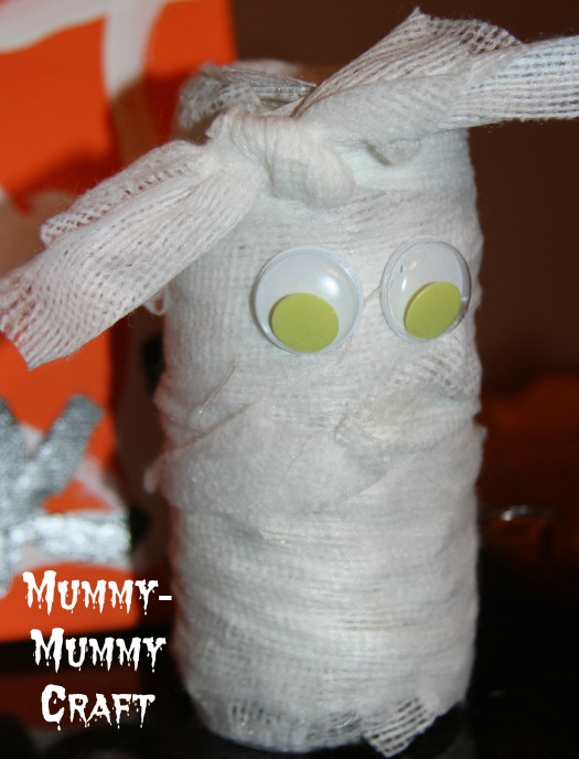 Mummy-Mummy Craft