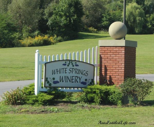 White Springs Winery