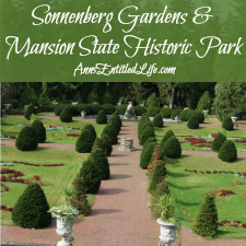 Sonnenberg Gardens and Mansion State Historic Park (Part 2)