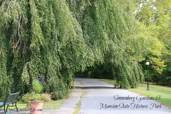 Sonnenberg Gardens and Mansion State Historic Park