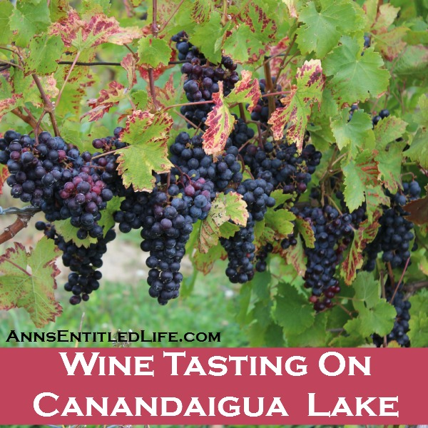 Wine Tasting On Canandaigua Lake