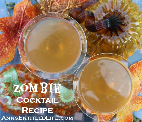 While a lovely drink, I have to admit the Zombie Cocktail Recipe is a ...