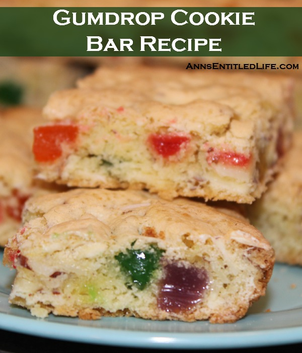 Gumdrop cookie bar recipe for Food network 50 bar cookie recipes