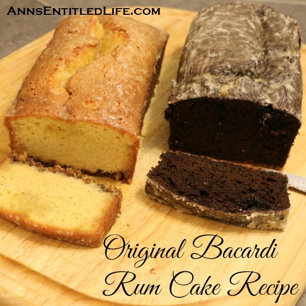 Recipe For Bacardi Rum Bundt Cake